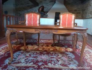 Mesa y 2 sillas Herraiz