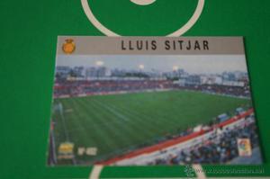 CROMO CARD DE FUTBOL:ESTADIO DEL R.C.D.MALLORCA,Nº402,LIGA