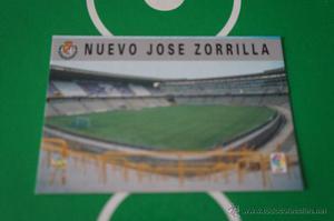 CROMO CARD DE FUTBOL:ESTADIO DEL REAL VALLADOLID,Nº129,LIGA