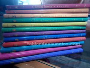 Colección cuentos bilingües ediciones rueda