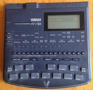 YAMAHA RY10 Rhythm Programer