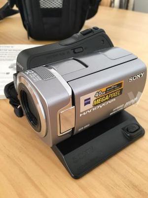 Cámara vídeo - sony handycam