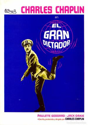 EL GRAN DICTADOR (GUÍA ORIGINAL SIMPLE) CHARLES CHAPLIN -