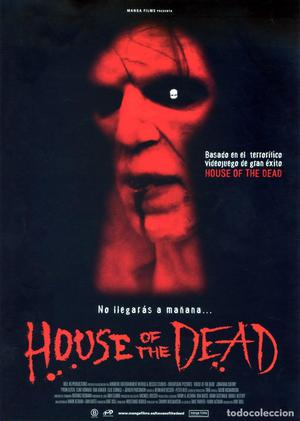 HOUSE OF THE DEAD (GUÍA ORIGINAL SIMPLE CON FOTOS DE SU
