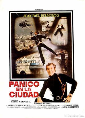 PANICO EN LA CIUDAD (GUÍA ORIGINAL SIMPLE CON FOTOS DE SU