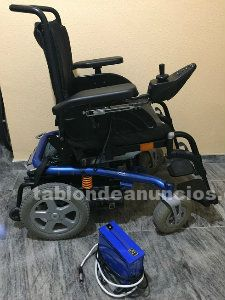 Vendo silla de ruedas invacare bora