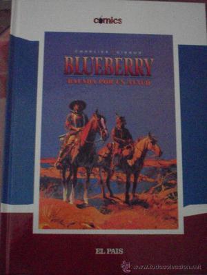 BLUEBERRY: BALADA POR UN ATAUD