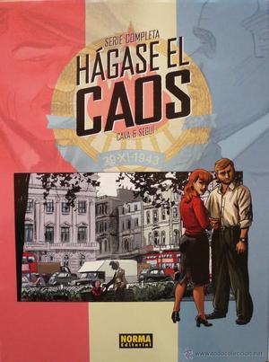 CAVA - G. SEGUÍ / HÁGASE EL CAOS / OBRA COMPLETA / DOS