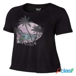 Camisetas manga corta Hurley Noa Noa