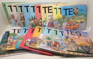 Coleccionn de libros de Teo