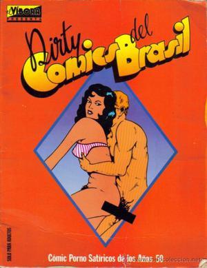 DIRTY COMICS (LA CUPULA) ORIGINAL LOTE