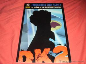DK2 nº 1 El Señor de la Noche Contraataca Frank Miller