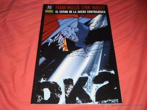 DK2 nº 2 El Señor de la Noche Contraataca Frank Miller