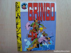 Gringo nº 3 Carlos Giménez Ediciones Alonso