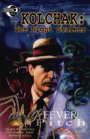 KOLCHAK THE NIGHT STALKER: FEVER PITCH, ONE SHOT, PRESTIGE