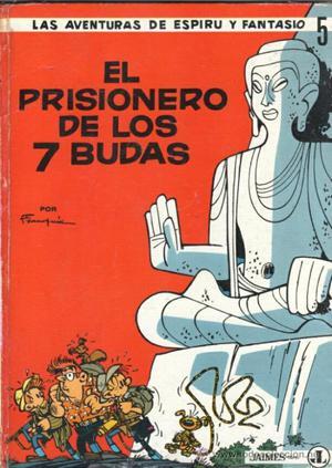 LAS AVENTURAS DE SPIROU Y FANTASIO, JAIMES LIBROS Nº 5 - EL