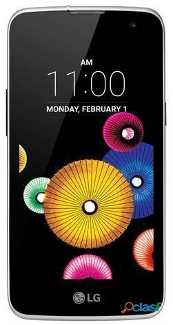 LG K4 4G 8GB (Negro/Azul) - Unidad desprecintada