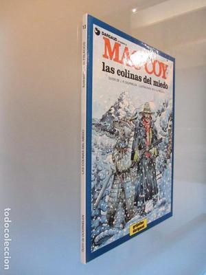 MAC COY Nº 13 LAS COLINAS DEL MIEDO. GOURMELEN. PALACIOS.