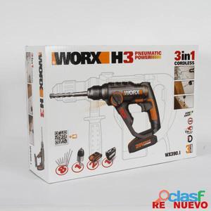 Bater a de taladro worx 20v 4 amperios posot class - Worx espana ...