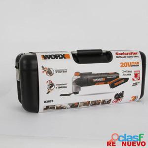 Multiherramienta ideal power 160w simil dremel posot class - Worx espana ...