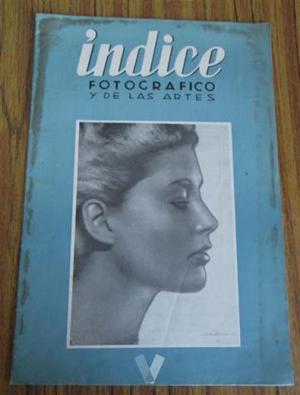 Revista INDICE Fotográficos y artes 20