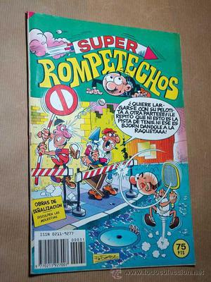 SUPER ROMPETECHOS Nº 31. BRUGUERA . CUENTOS DEL TÍO