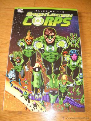 TALES OF THE GREEN LANTERN CORPS #2 (DC COMICS, )