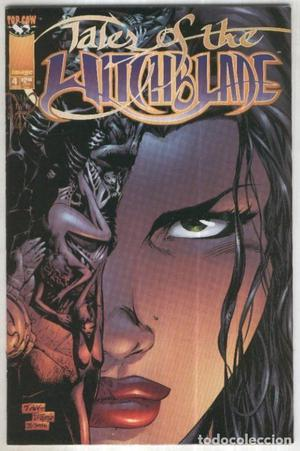 TALES OF WITCHBLADE Vol.1: Numero 04 (Image )