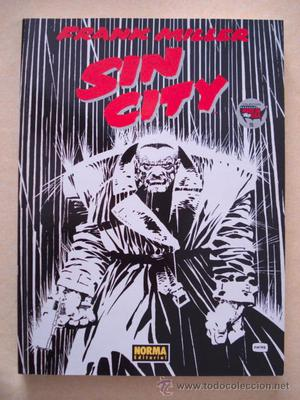 Tomo SIN CITY,Frank Miller,1ª Edicción.Colección Made in