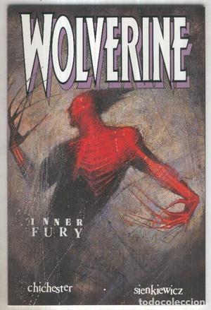 WOLVERINE: INNER FURY: One-Shot (TPB Marvel )