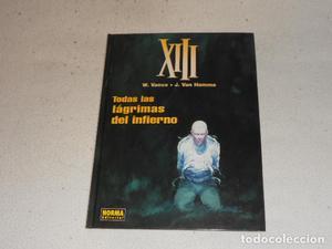 XIII TODAS LAS LÁGRIMAS DEL INFIERNO -3- Vance,W./Van