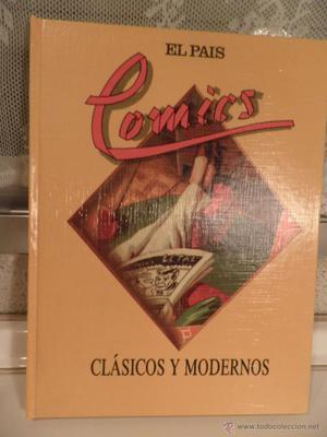comics, clasicos y modernos, EL PAIS,  estado perfecto