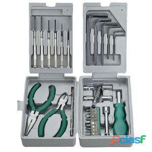 iggual Kit de herramientas montaje 31 pcs