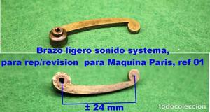 Brazo ligero sonido systema, para rep/revision para Maquina