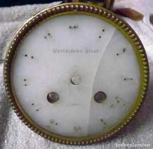 Esfera de alabastro sin numeración, para maquinas Paris