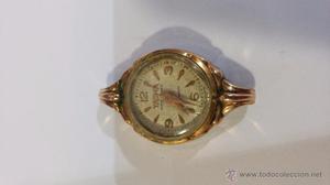 Pequeño reloj suizo yasma oro