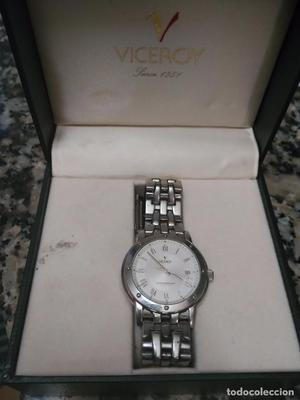 Reloj caballero viceroy perfecto estado y posot class for Segunda marca de viceroy