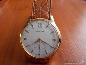 Reloj Marca Nacar