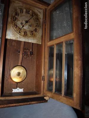 Reloj de Pared. Gongaida. Revisado y en perfecto