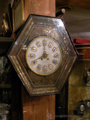 Reloj de pared estilo vintage posot class for Reloj de pared vintage 60cm
