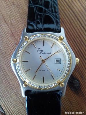 Reloj señora Jan Ferrier
