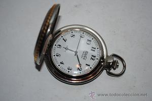 reloj de bolsillo roven de cuarzo