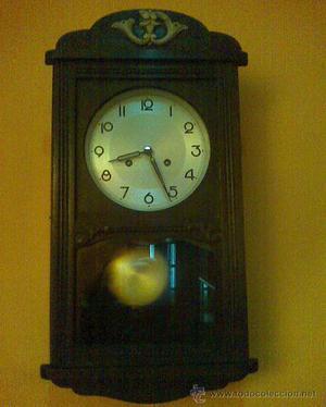 reloj suizo funcionando