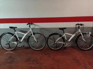 2 bicicletas btwin