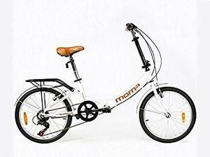 Bicicleta Plegable Moma a estrenar