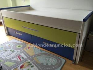 Estructura de cama