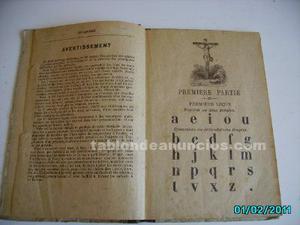 Libro de frances escolar