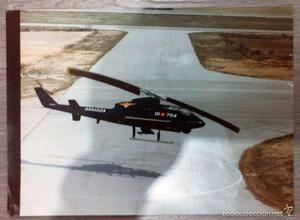 Lote de fotografías arma aérea de la armada