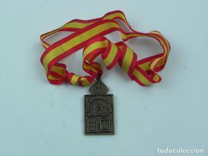 MEDALLA DE REALES ARCABUCEROS DE MADRID, XII GRAN PREMIO DE