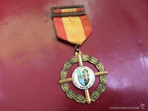 Medalla Premio Colegio De San José Valladolid